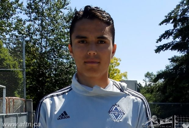 """Residency Week 2016: """"Natural goalscorer"""" Alan Camacho leading North America as he lights it up for Vancouver Whitecaps U16s"""