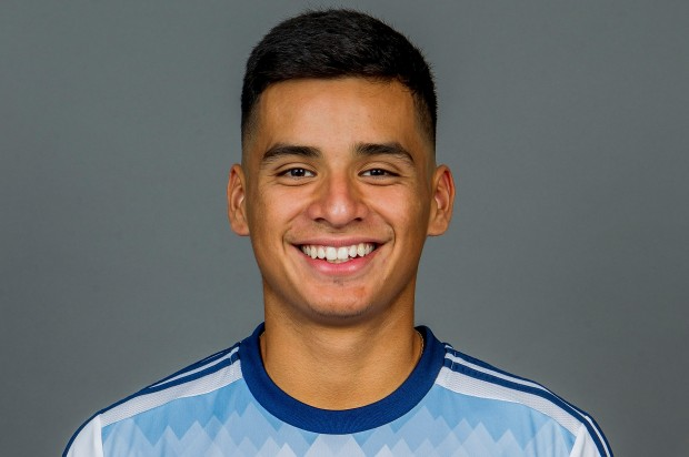 Ten Count with Whitecaps Residency and Canadian defender Andre Baires