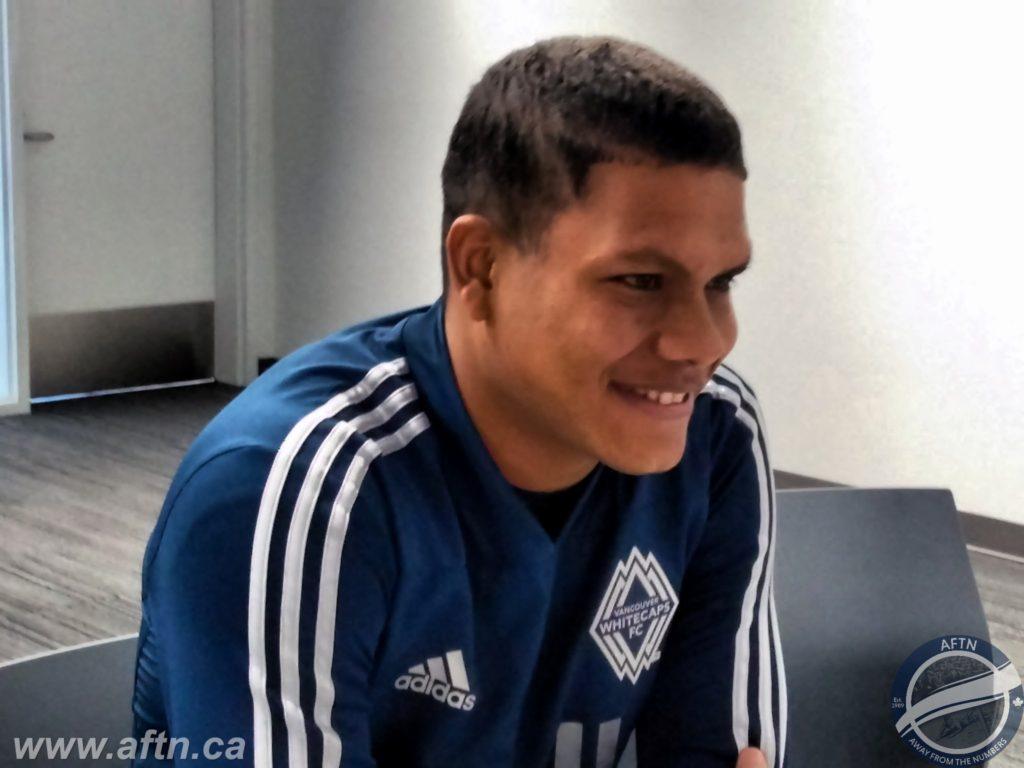 Anthony Blondell Vancouver Whitecaps MLS 2018