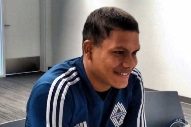 """New challenge"" drives Whitecaps' Anthony Blondell after coming off dream season in Venezuela"