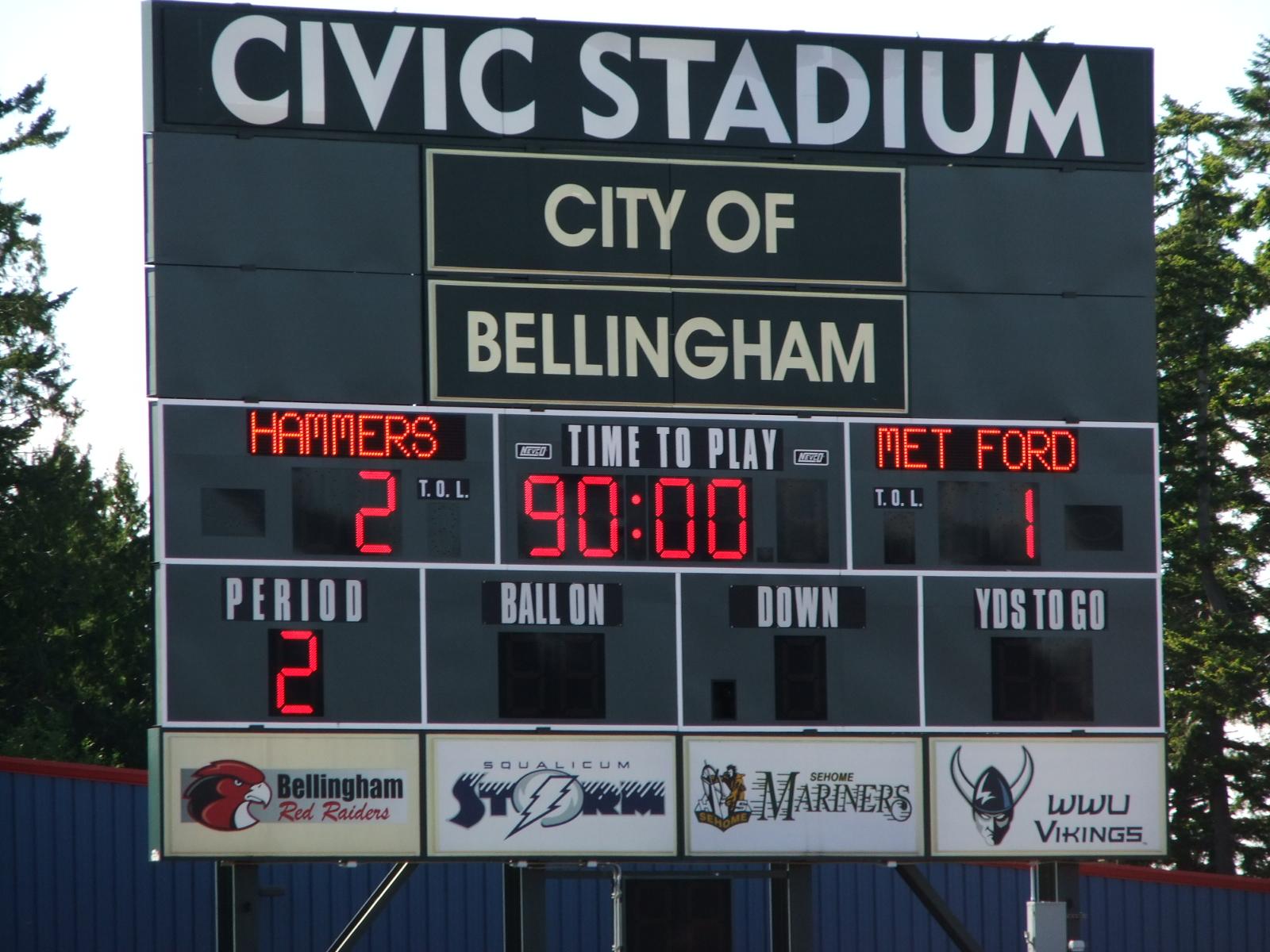 Bellingham United 47
