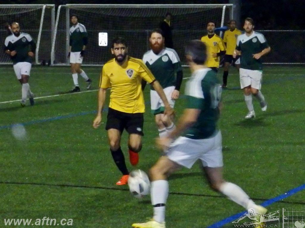 Burnaby Metro Athletic v Twin Arrows VMSL