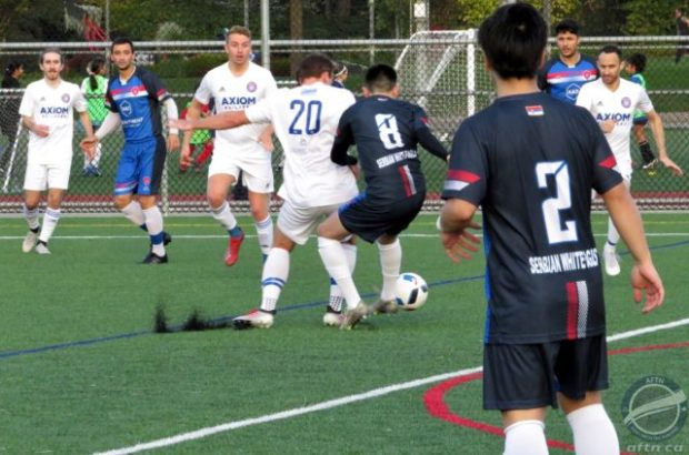 BB5 claim sole possession of top spot and hat-trick heroics for West Van in Week 4 of VMSL Premier action (+ video highlights of 2 matches)