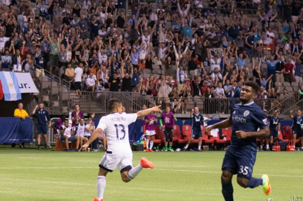 Report and Reaction: Vancouver Whitecaps on verge of Champions League knockout stages after finally finding form in big win over KC