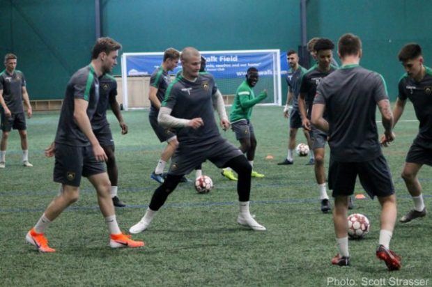 Foothills FC prepares to defend last year's historic PDL championship
