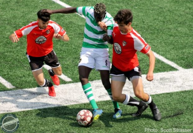 Foothills FC still unbeaten in USL2, following three-game series with TSS Rovers