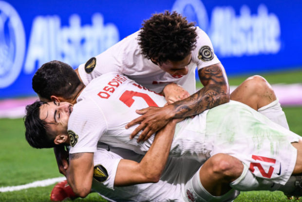 Report and Reaction: Dominant Canada topple Costa Rica, Mexico to come