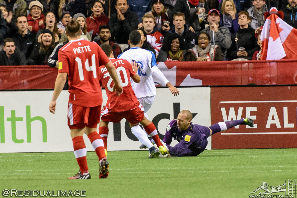 Canada v Honduras - The Story In Pictures (120)