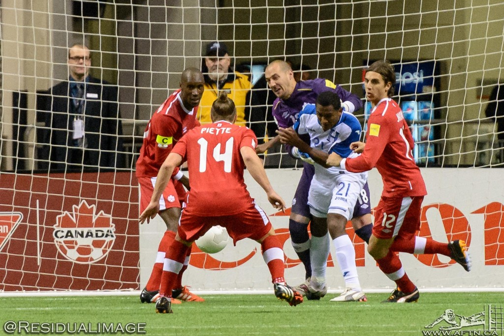 Canada v Honduras - The Story In Pictures (134)