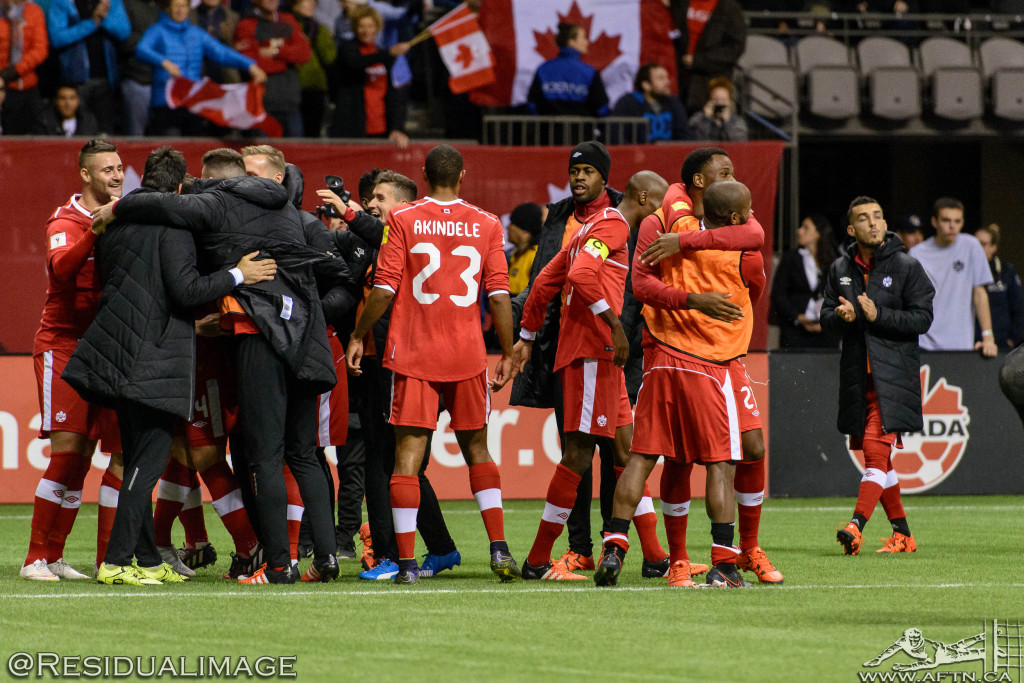 Canada v Honduras - The Story In Pictures (138)