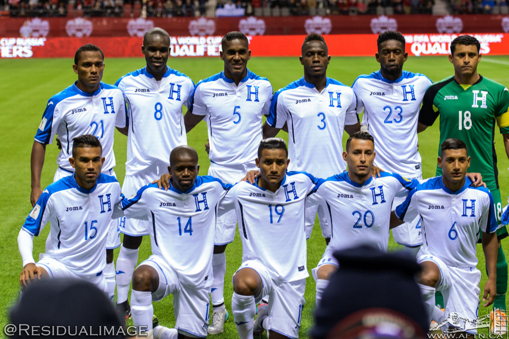 Canada v Honduras - The Story In Pictures (18b)