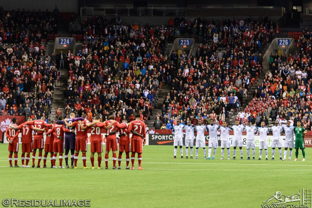Canada v Honduras - The Story In Pictures (20)