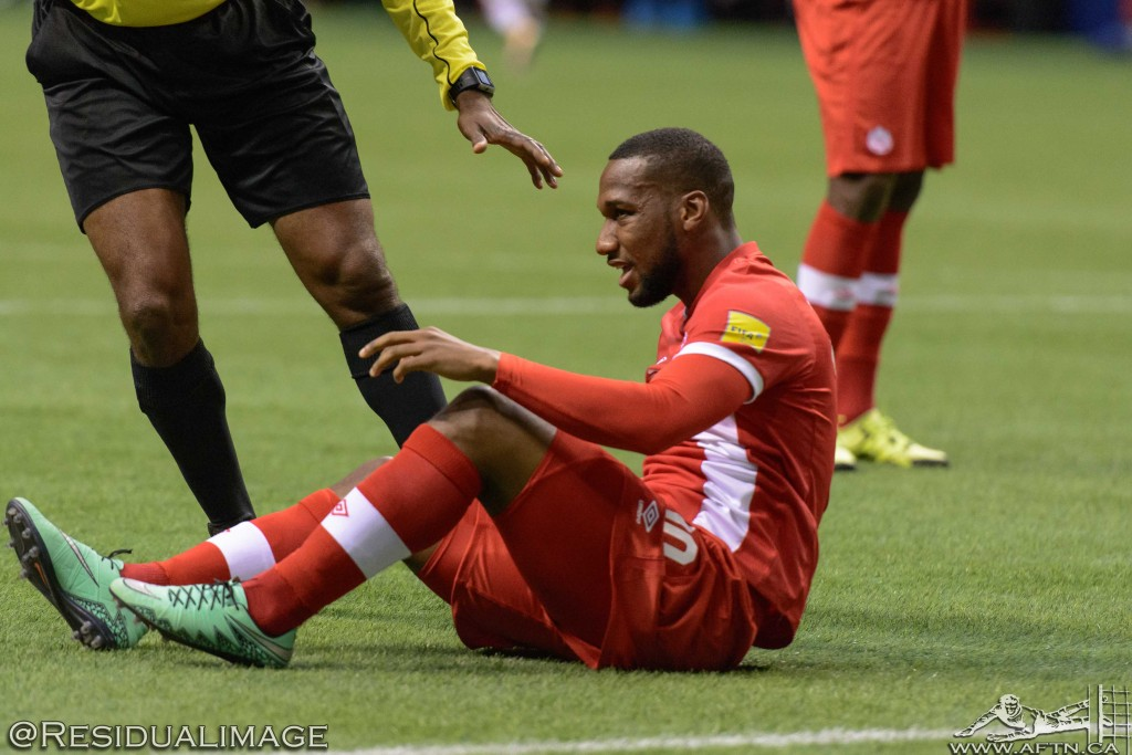 Canada v Mexico - The Story In Pictures (107)