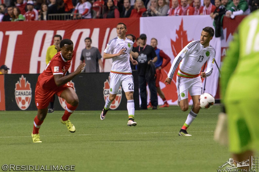 Canada v Mexico - The Story In Pictures (111)