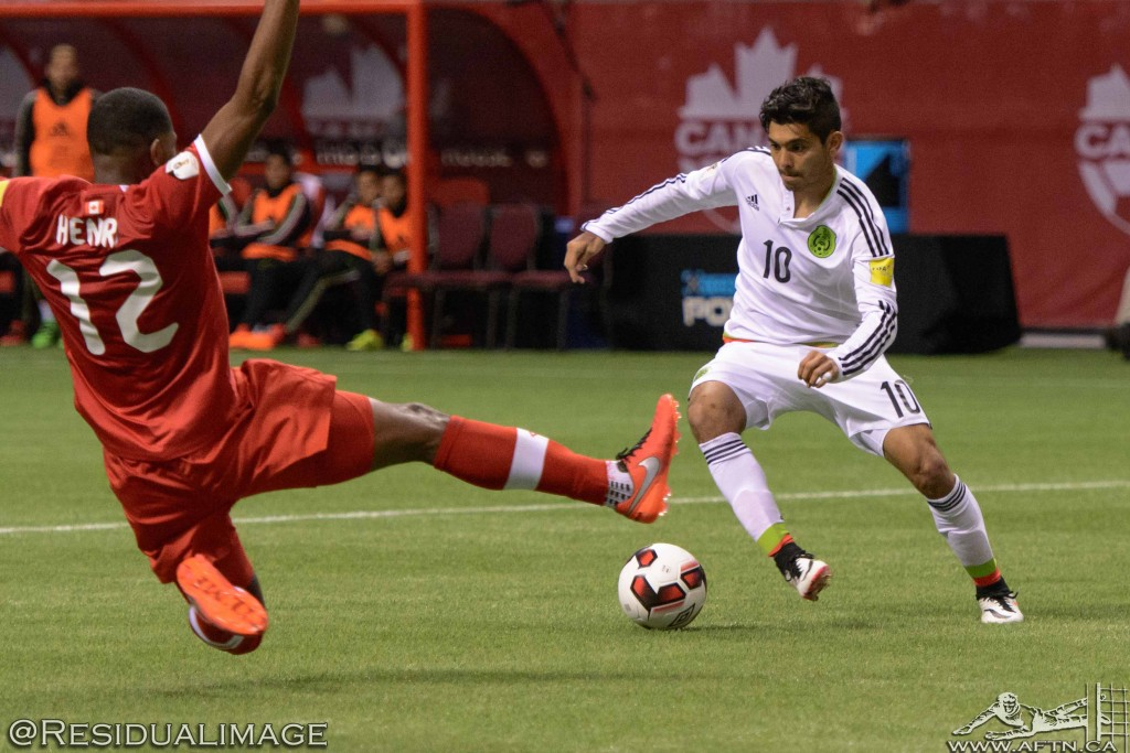 Canada v Mexico - The Story In Pictures (180)