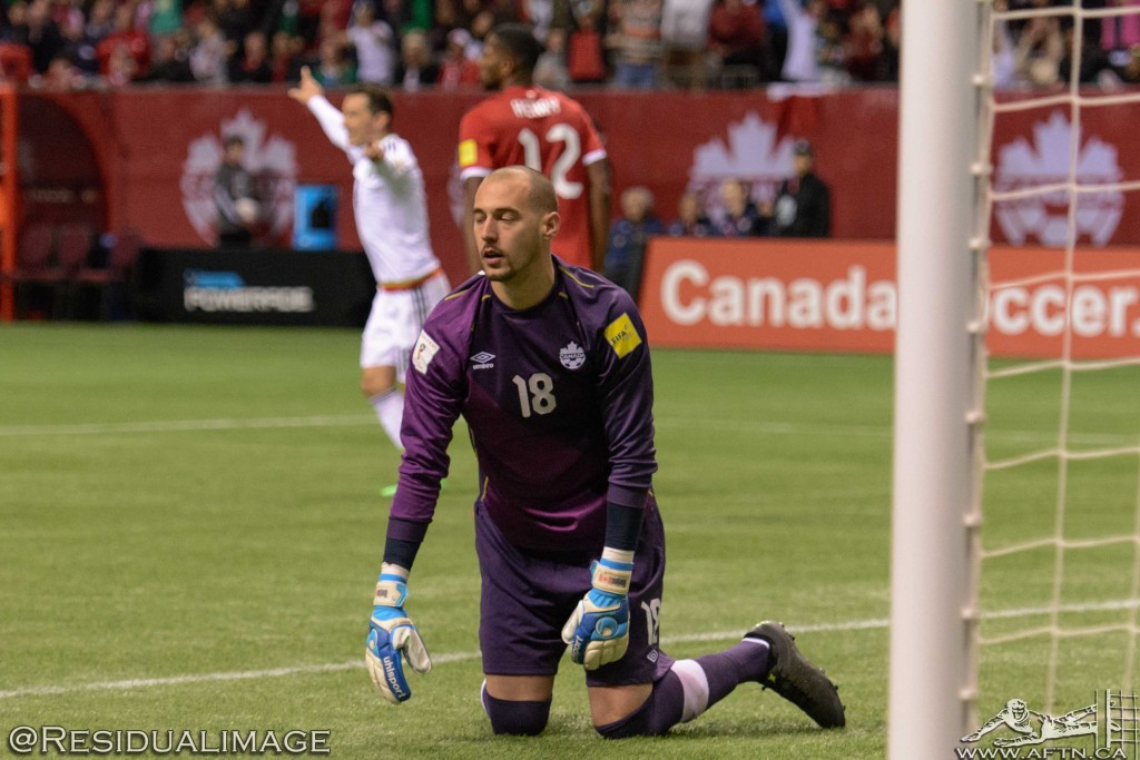 Canada v Mexico - The Story In Pictures (182)