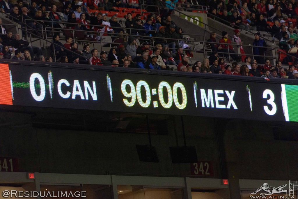 Canada v Mexico - The Story In Pictures (206b)