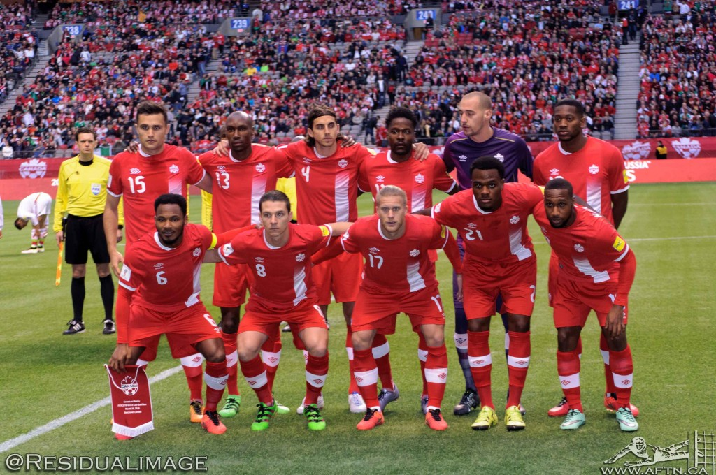 Canada v Mexico - The Story In Pictures (78b)