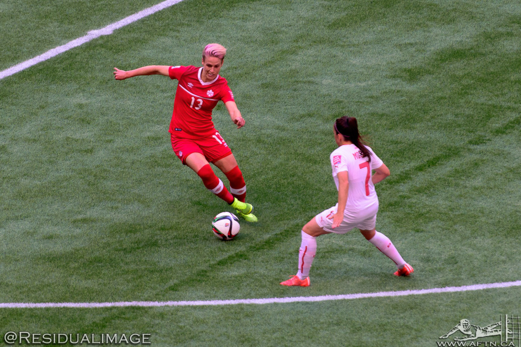 Canada v Switzerland - The Story In Pictures (56)