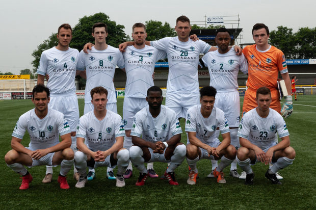 Cascadia's quest for CONIFA World Football Cup glory sets up quarter-final showdown with Karpatalya