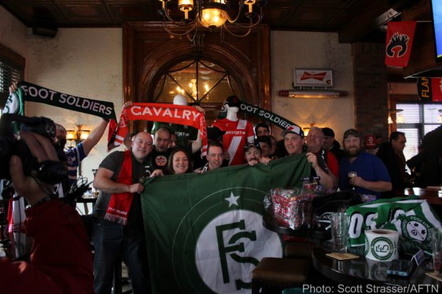 Cavalry FC fans react as inaugural CPL kits unveiled