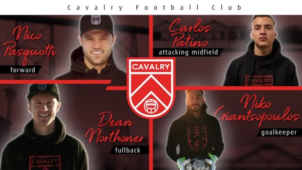 The local connections keep coming as Cavalry FC continues to build its inaugural roster.