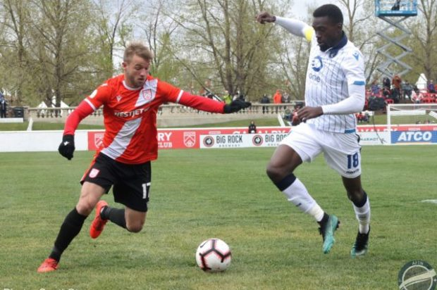 """Win streak remains intact for Cavalry FC following 1-0 win over FC Edmonton in first CPL edition of """"Al Classico"""""""