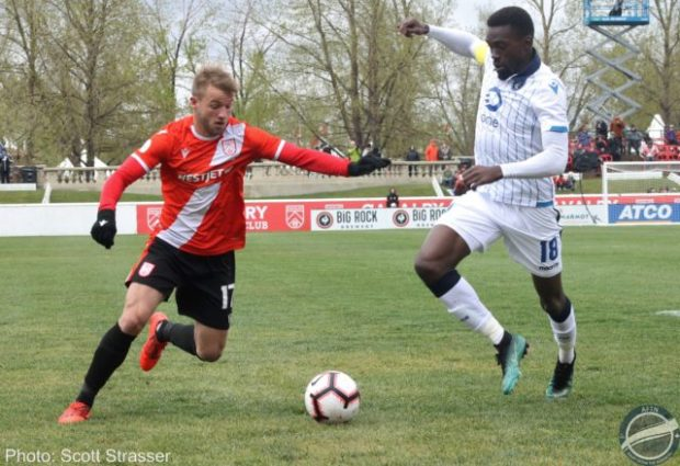 "Win streak remains intact for Cavalry FC following 1-0 win over FC Edmonton in first CPL edition of ""Al Classico"""