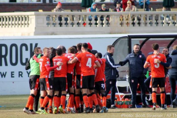 """Celebrate today, bleed tomorrow"" – Cavalry FC clinches CPL fall season with 3-1 win over FC Edmonton"