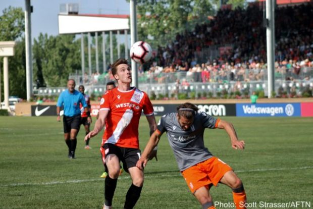 Au Revoir et Bonne Chance, Joel – Cavalry center back Waterman heads to Montreal Impact, in history-setting transfer