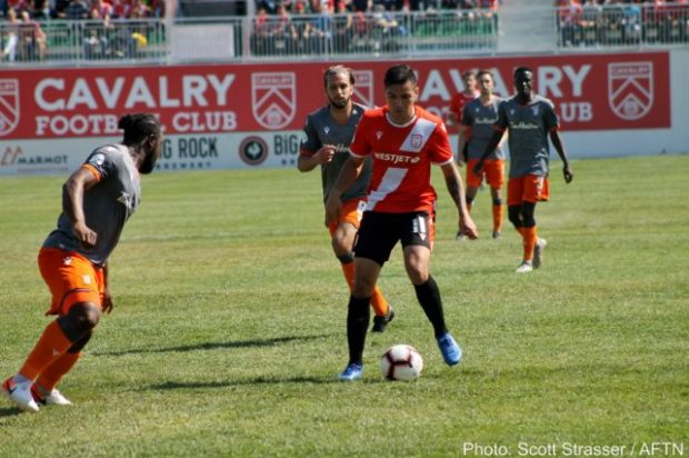Horses and Hammers – breaking down the inaugural CPL Championship games between Cavalry FC and Forge FC