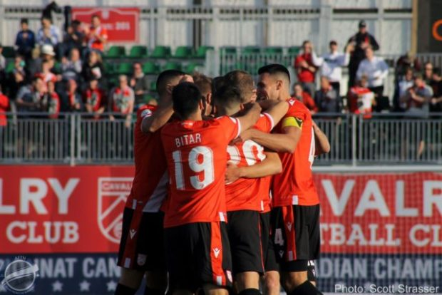 Cavalry knocks Pacific out of Canadian Championship with 4-1 aggregate win