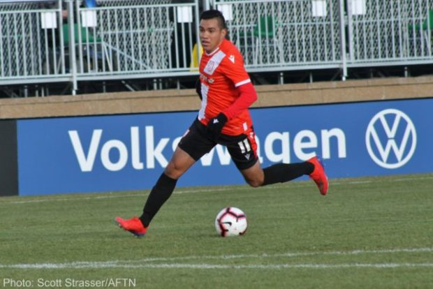 "Report and Reaction: Escalante free kick ensures Cavalry wins ""chess match"" against Valour"