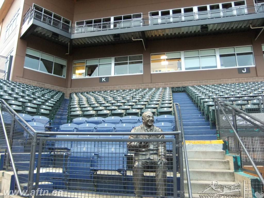 Cheney Stadium 37