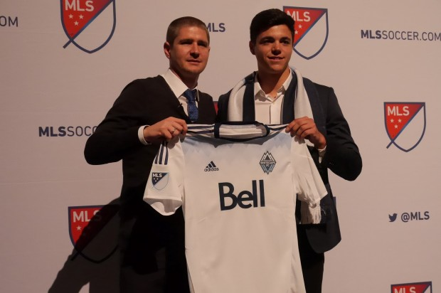 Long time contact with WFC2 coach Alan Koch helps pave way for draft pick Chris Hellmann's road to Vancouver Whitecaps