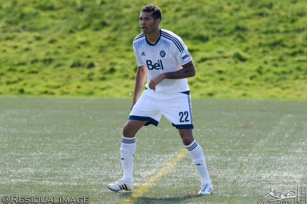 """Christian Dean maturing, growing and pushing for MLS minutes – """"His chance will be around the corner"""""""