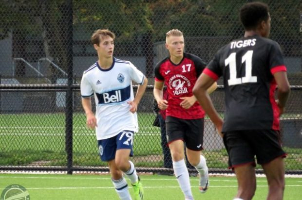 Whitecaps U19s start FVSL season in high-scoring form but Tigers cup defeat shows tests that await them as league games gets underway