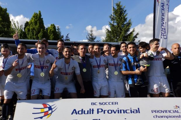 Club Inter claim first BC Provincial title with battling win over Aldergrove United