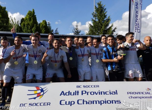 Club Inter looking for Challenge Trophy glory as Nationals return to BC