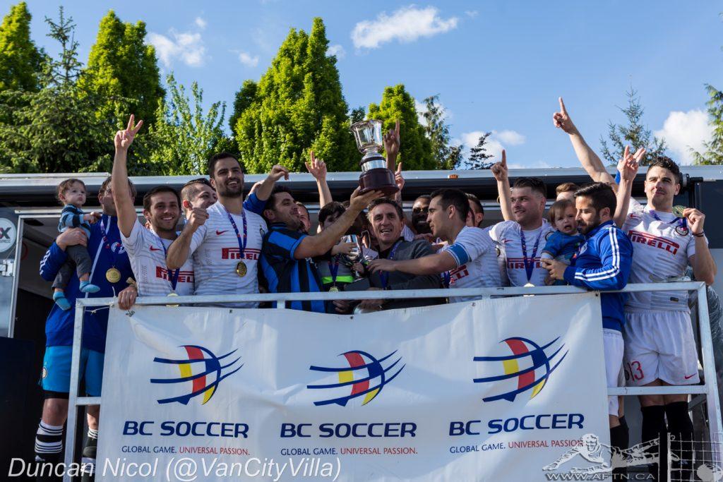 bc soccer provincial scores