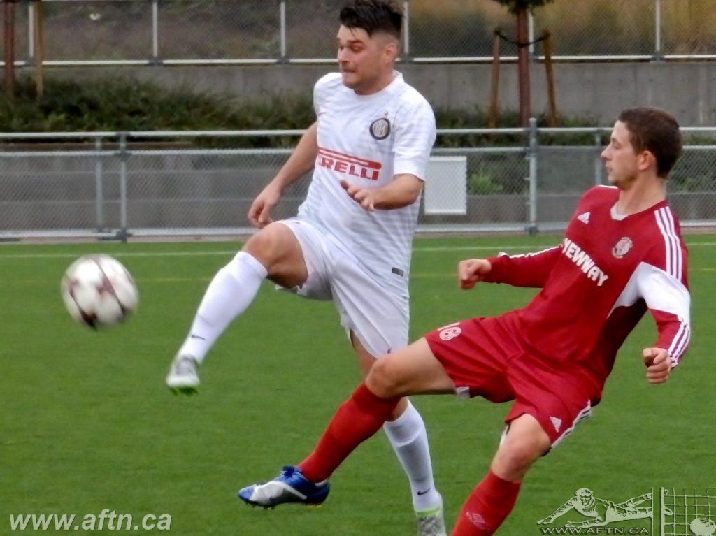 Club Inter v North Delta SC VMSL