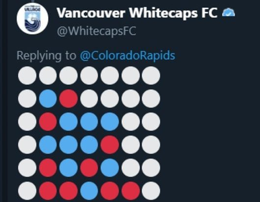 Report and Reaction: Whitecaps' exciting four play leads to tremendous Rapids climax