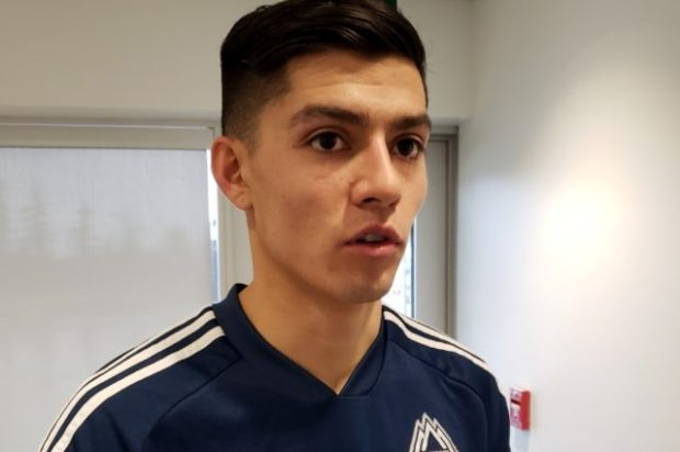 "Move to Whitecaps and MLS not really a return home for Cristian Gutiérrez but it is an important ""next stage"" in his footballing growth"