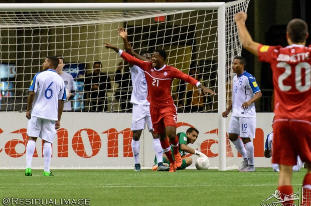 Canada's dreams of getting back to the Hex get off to the perfect start against Honduras in World Cup qualifying