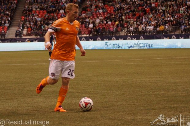 Around The League: Andrew Driver hoping to steer Houston Dynamo to success