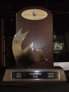 CCAA Trophy