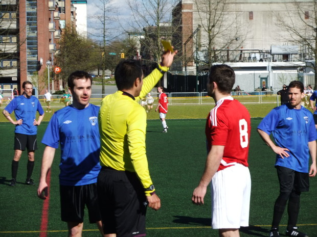 BC Provincial Cup first round matches provide weekend of drama