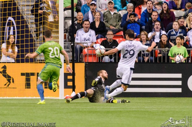Report and Reaction: Seattle regain Cascadia Cup after Vancouveresque away performance