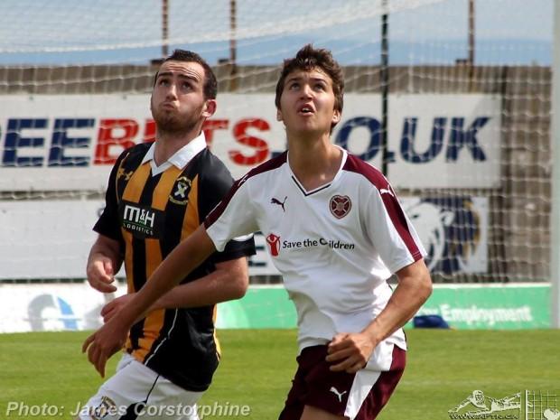 Former Whitecaps Residency striker Dario Zanatta set to join Scottish club Hearts