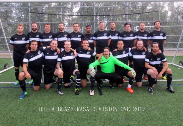 Undefeated Delta Blaze lighting up RASA Summer League